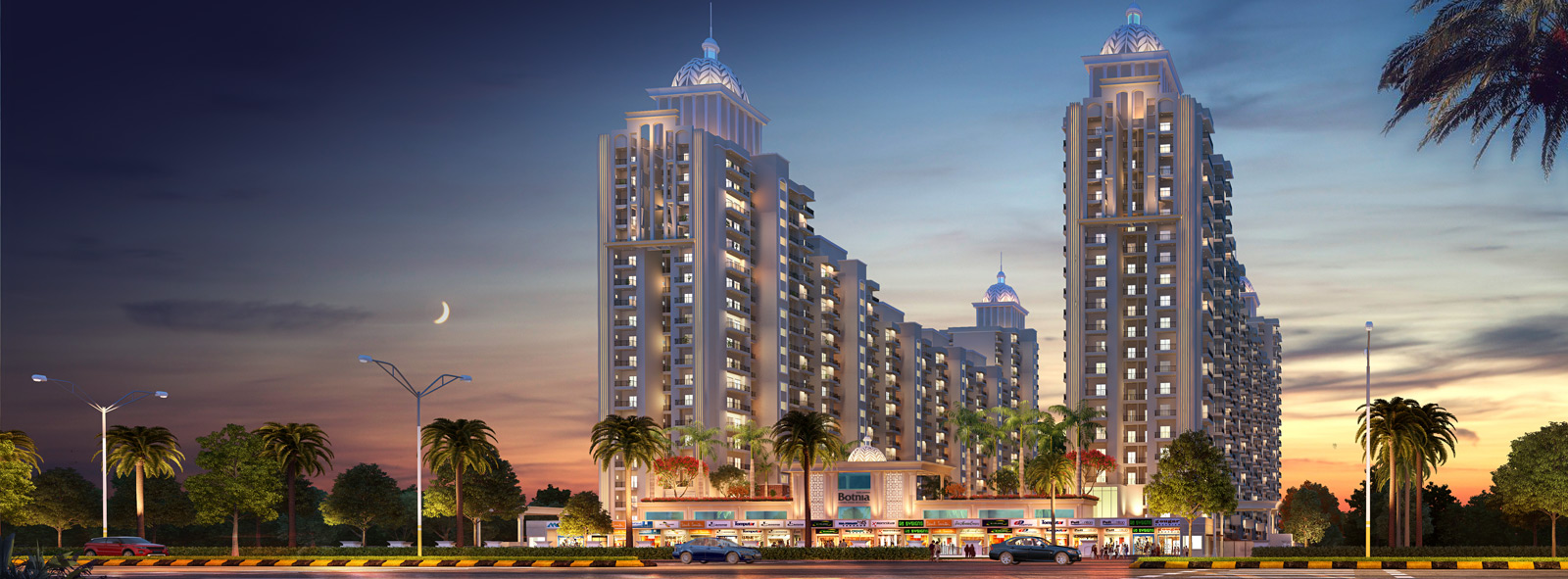 Noida Upcoming Projects