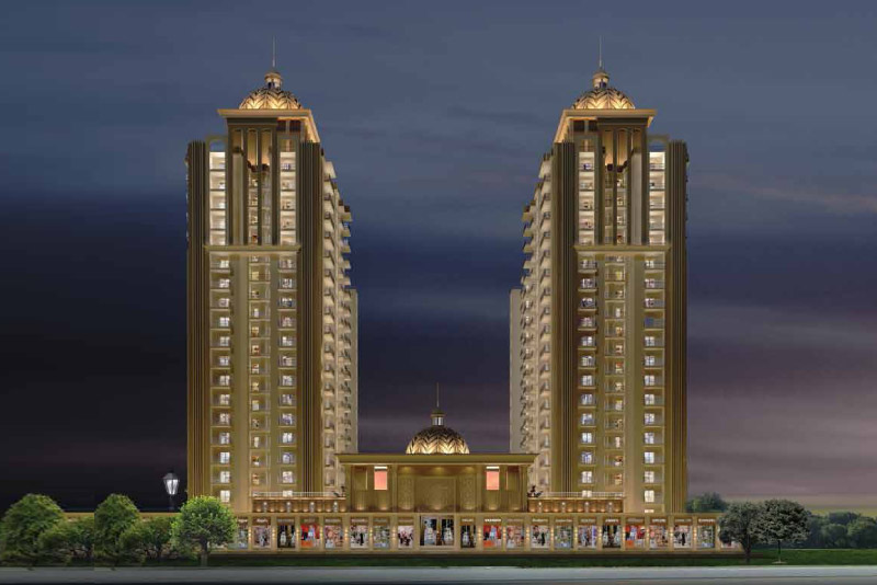 luxury homes in noida