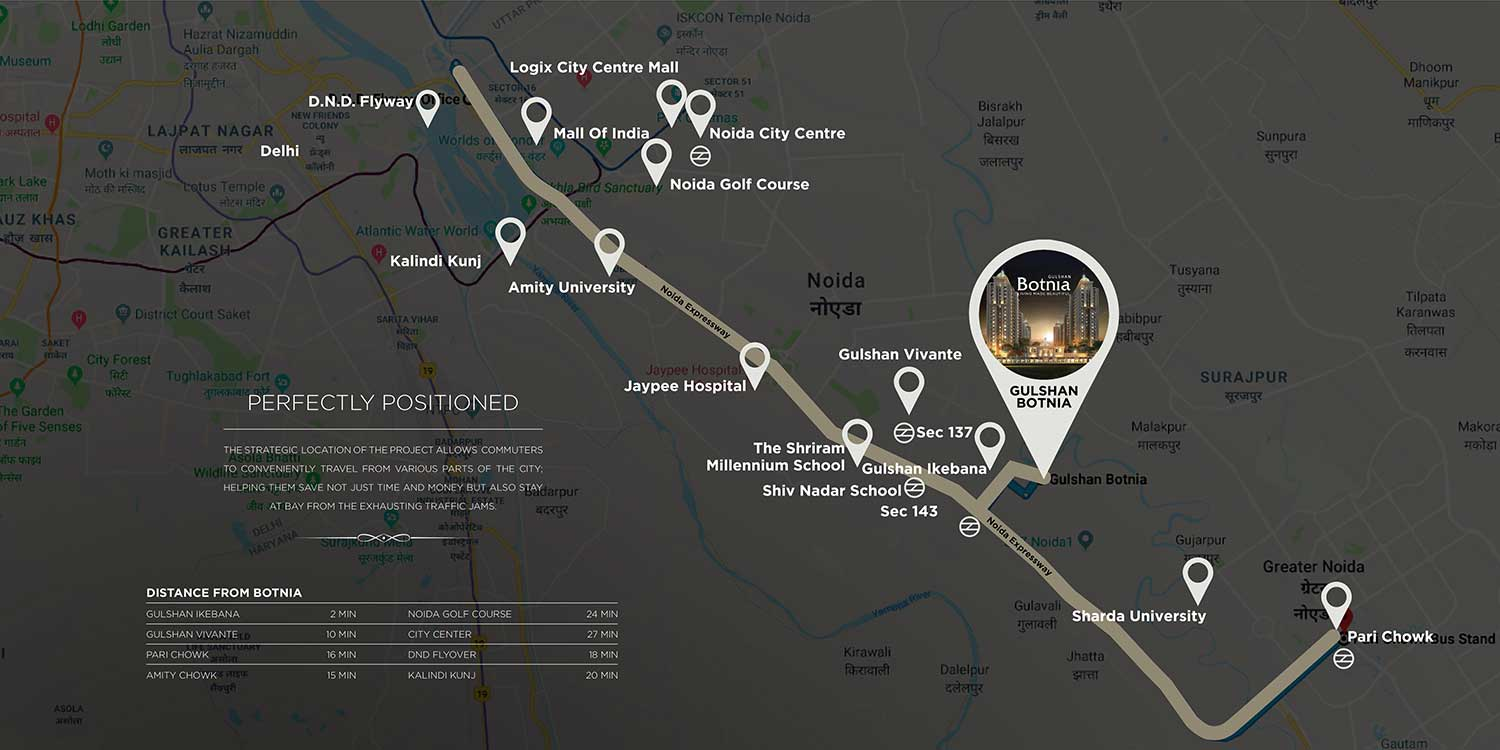 What makes Noida Expressway the preferred choice for homebuyers in Delhi-NCR