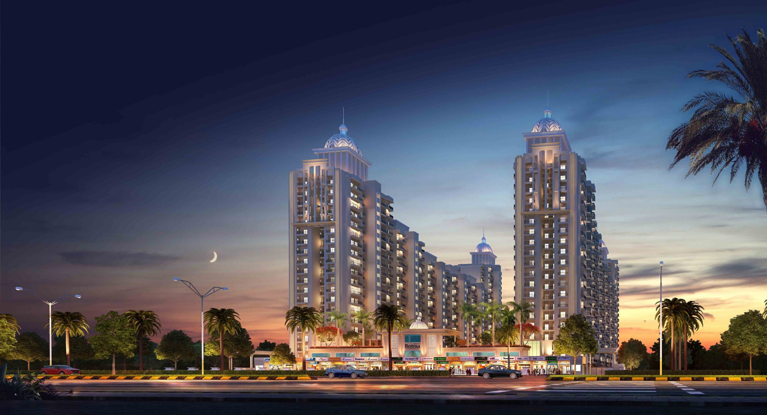 Gulshan Botnia – A Perfect Place to Live